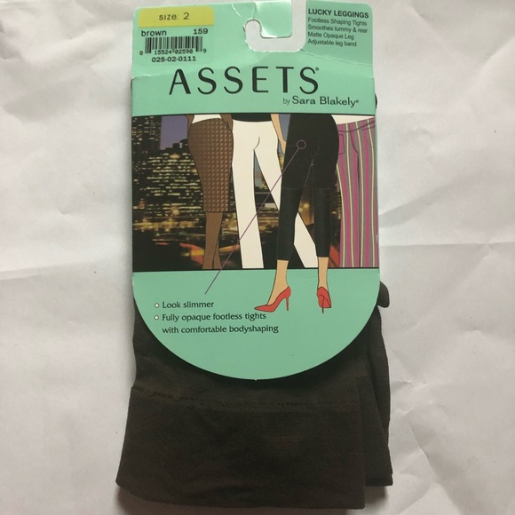 063fa01ccf ASSETS Spanx Footless Legging! By Sara Blakely!
